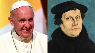 Por qué participa el Papa de la conmemoración de la Reforma protestante
