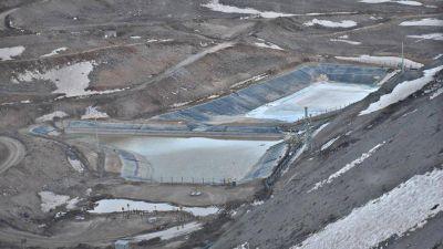 Barrick quiere construir otro valle de lixiviación en Veladero