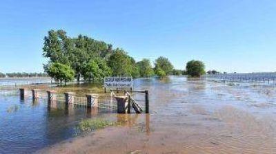 General Villegas: Relevarán canales clandestinos y denuncian a dos productores por desviar el agua