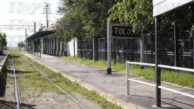 Se retrasa la vuelta del tren a La Plata
