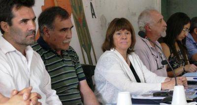 El peronismo actualiza sus críticas al gobierno del MPN