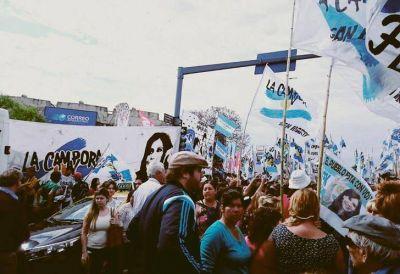 Quiénes acompañaron a Cristina Kirchner en su indagatoria