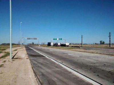 Transportistas rechazaron la instalación de peajes en la ruta 6