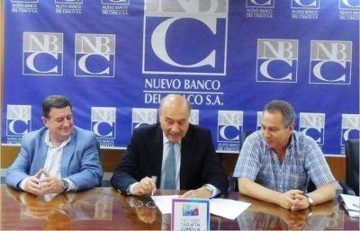 El NBCH firmó convenio para la recaudación de tasas catastrales