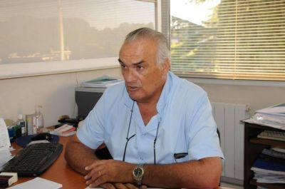 Mezzina le informó al Intendente que dejará la función pública