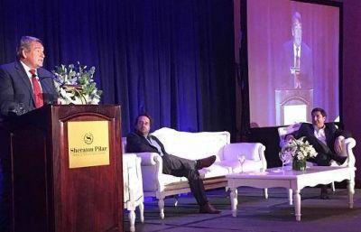 D'Onofrio encabezó el debate sobre políticas públicas del FR en Pilar