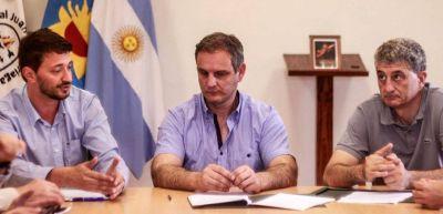 Seguridad y Justicia: reunión de intendentes en General Madariaga