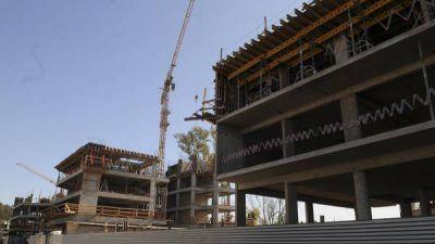 Cayeron fuerte en septiembre la industria y la construcción