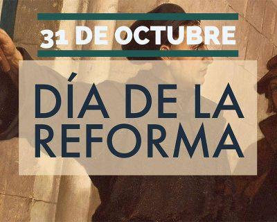 ACIERA celebra 499 años de La Reforma Protestante