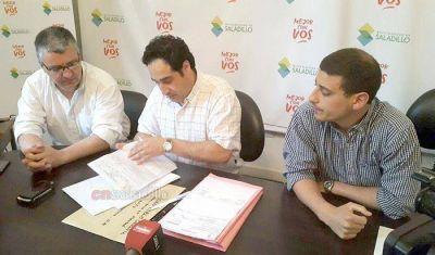 Se licitó la obra de pavimentación en Sarmiento entre Sanguinetti y de Santibañez