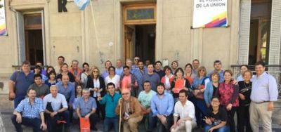 El radicalismo de la Séptima se reunió en Bolívar