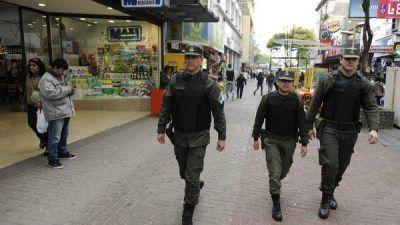 Llega el segundo contingente de efectivos federales al Conurbano