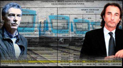 Tras la declaración de Cristina fiscales piden investigar si Macri benefició a Iecsa