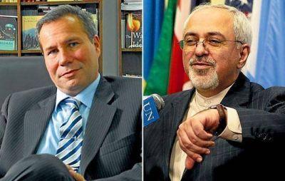 En una reunión secreta, el gobierno de Irán dijo que Nisman se suicidó