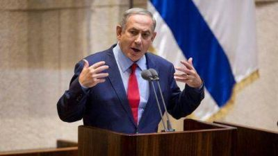 Netanyahu propone acercarse al mundo árabe para lograr la paz con los palestinos