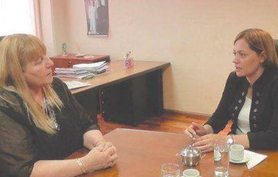 Griselda Herrera y Tere Madera apelan al diálogo con la Nación