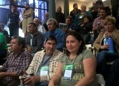 Lescano destacó la importancia del Congreso Confederal realizado en Buenos Aires