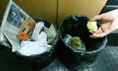 El 77% de los porteños no separa la basura
