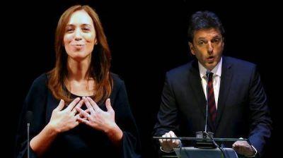 Massa y Vidal vuelven a reunirse esta semana para cerrar presupuesto y cargos