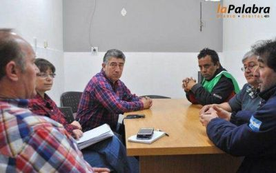 Paritarias municipales: rechazo general de los gremios a la propuesta del Ejecutivo