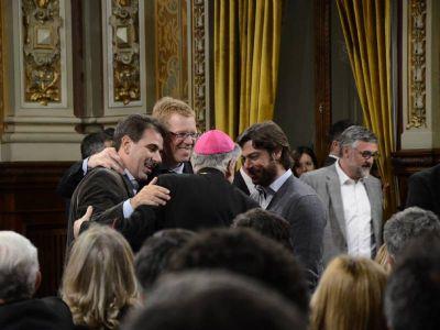 Resolución ministerial visibiliza la interna en el gabinete de Vidal