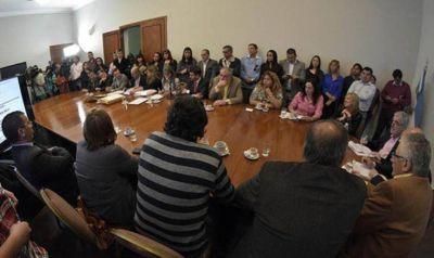 """Tengo reemplazos para todos"", les advirtió Das Neves a sus ministros"