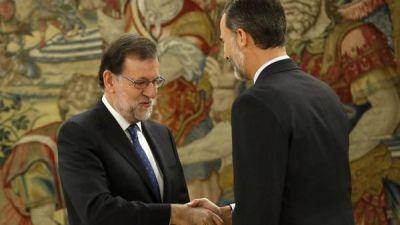 Rajoy juró como presidente y ahora piensa en su equipo de Gobierno