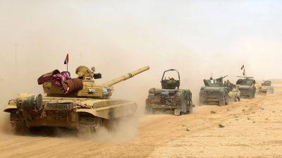 Las fuerzas iraquíes entraron en las afueras de Mosul, bastión del Estado Islámico
