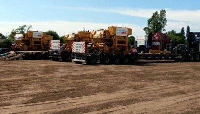 Gasoductos: la obra en Capital ocupará a 1.000 trabajadores