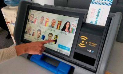 """La Pampa rechaza el voto electrónico porque """"el sistema es vulnerable"""""""