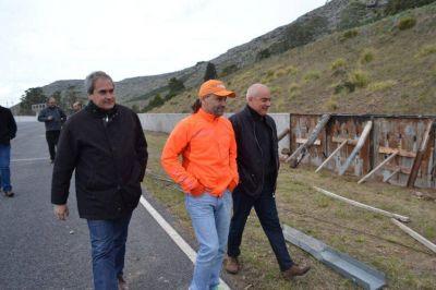 El Municipio denunció supuestas irregularidades en la construcción de paredones en el autódromo Fangio