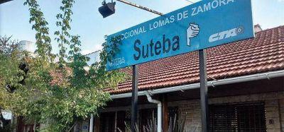 Robaron la sede de Suteba en Lomas