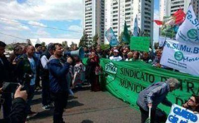 Ferraresi versus los municipales: una historia de alianzas, enojos irregularidades que terminó en violencia