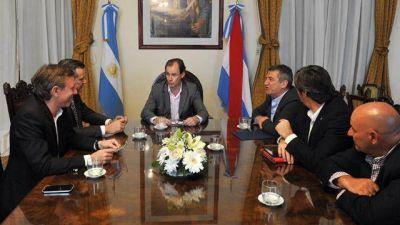Bordet bajó línea a legisladores por Presupuesto 2017 y Ley de la Madera