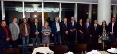 El gobernador recibió a los parlamentarios europeos