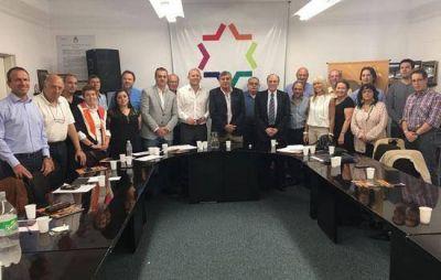 Se realizó una reunión del Consejo Federal de la DAIA