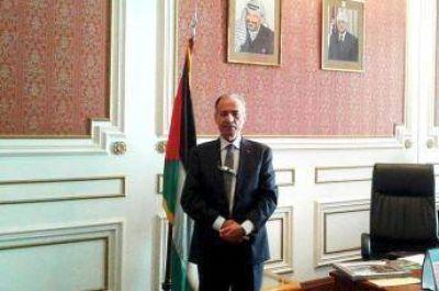El embajador del Estado de Palestina dará una charla en la provincia de Buenos Aires
