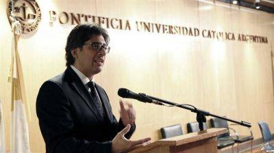 Garavano pidió a los jueces un mensaje contra la impunidad