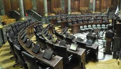 Los legisladores debatieron cambios en la ley de seguridad