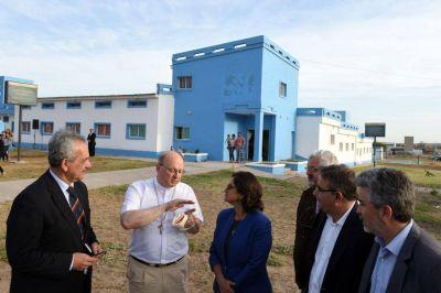 Corpacci inauguró Centro Integrador Comunitario