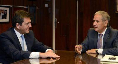 Massa pedirá aumentar impuestos al juego, minería y bancos para financiar Ganancias
