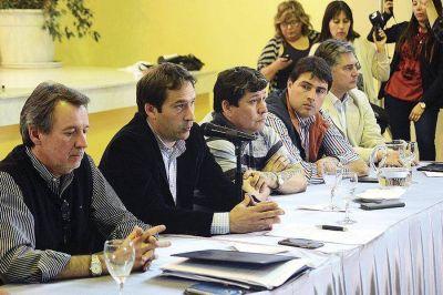 Luque destacó el plan de obra que viene encarando la Municipalidad