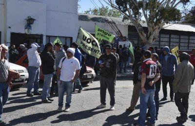 La UOCRA demanda más puestos laborales en Caleta