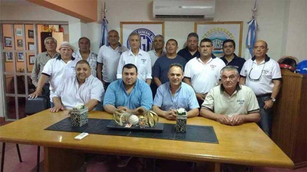 Asumieron nuevas autoridades en Sitravise