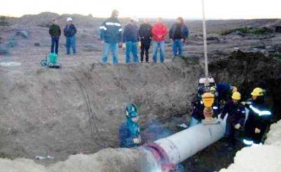 Piden que provincia financie 10% del traslado del acueducto y a Nación obra del Lago Buenos Aires