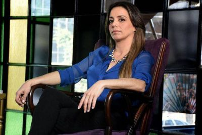 Mariana Zuvic dice lo que piensa y no hace lo que dice