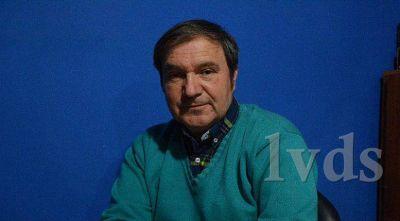 Omar Behm fue elegido presidente de las vecinales de Caleta Olivia