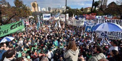 ATE bonaerense vuelve hoy al paro y la CTA Autónoma se moviliza