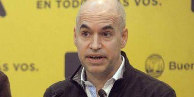 Rodríguez Larreta analiza negociar un bono de fin de año para municipales
