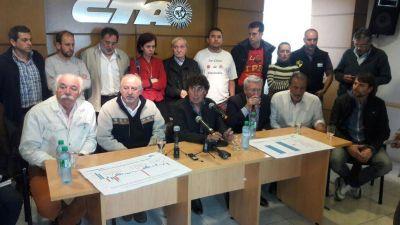 Ambos críticos, Micheli y Yasky lanzaron la movilización del 4 de noviembre